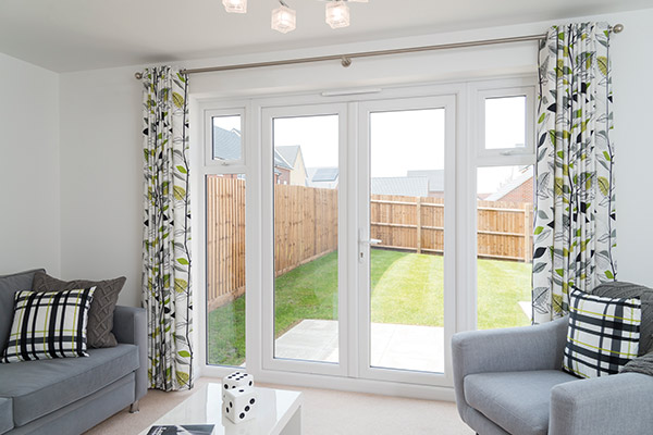 uPVC French Doors Wiltshire - Castlegate Windows