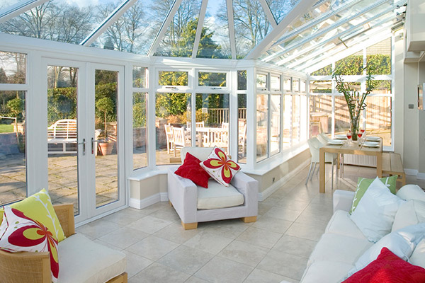 uPVC Georgian Conservatories Wiltshire - Castlegate Windows