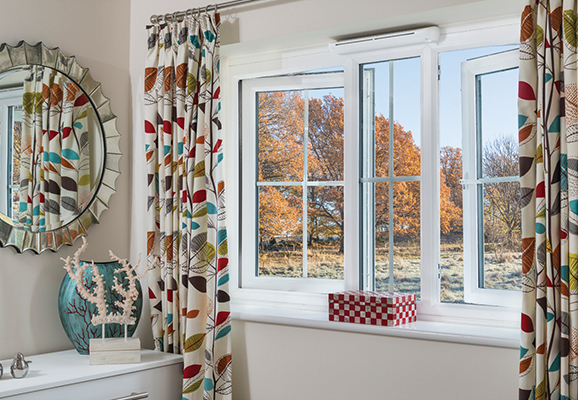 Energy Efficient uPVC Windows Castlegate Windows