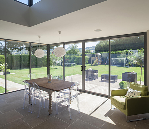 Aluminium Windows and Doors Wiltshire