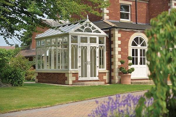uPVC Victorian Conservatories Wiltshire - Castlegate Windows