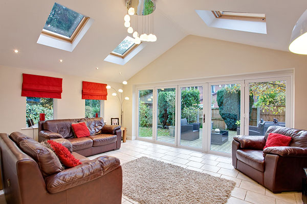 uPVC Rooflight Conservatories Wiltshire - Castlegate Windows